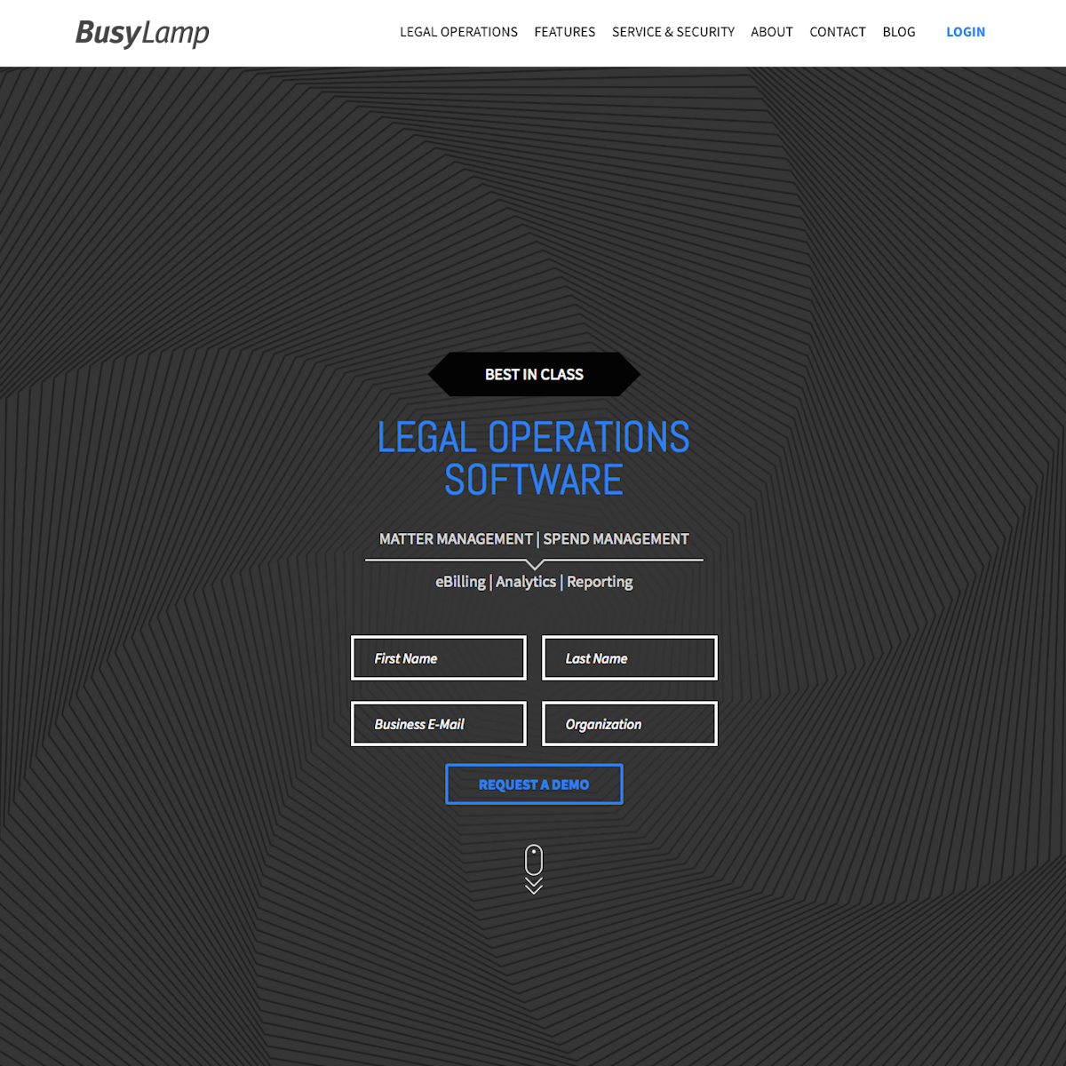 BusyLamp