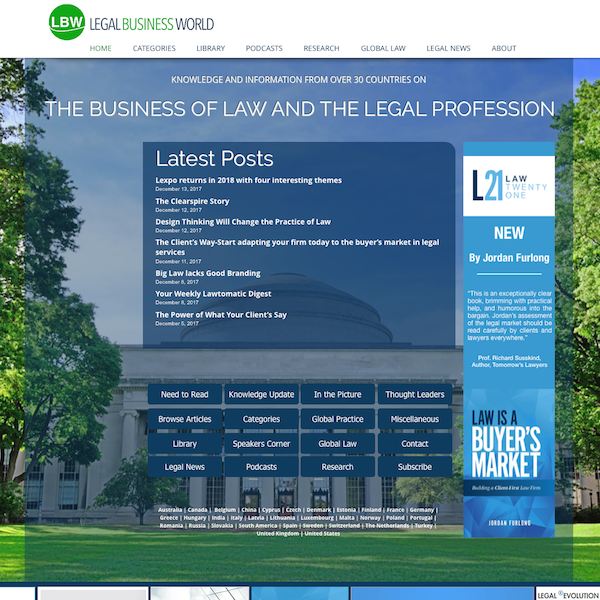 legalbusinessworld