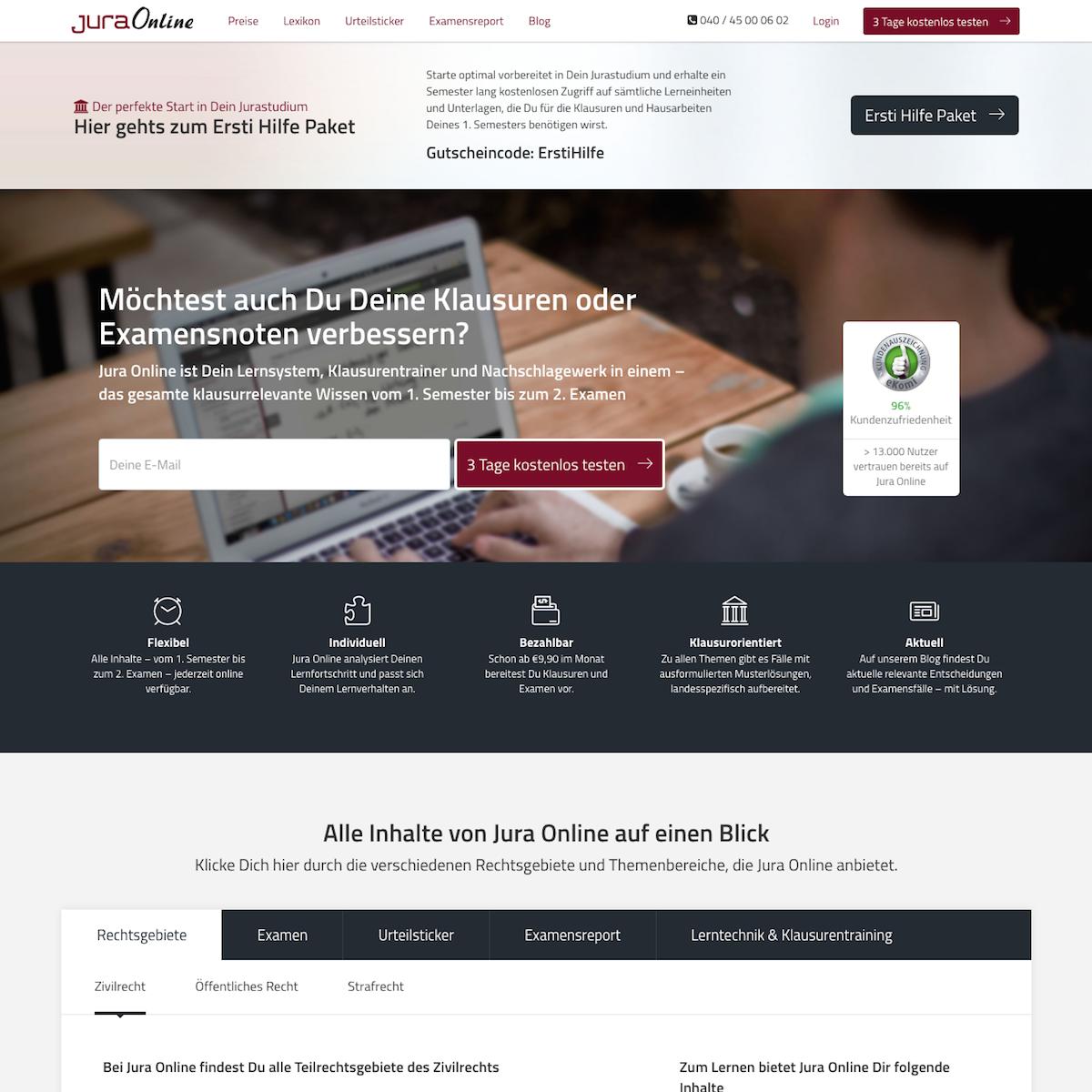 Jura Online