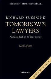 Tomorrows Lawyers - Richard Susskind