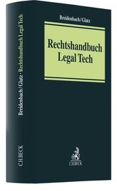 Rechtshandbuch Legal Tech - Breidenbach, Glatz