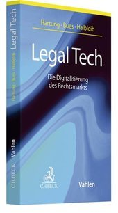 Legal Tech Buch - Halbleib Hartung Bues