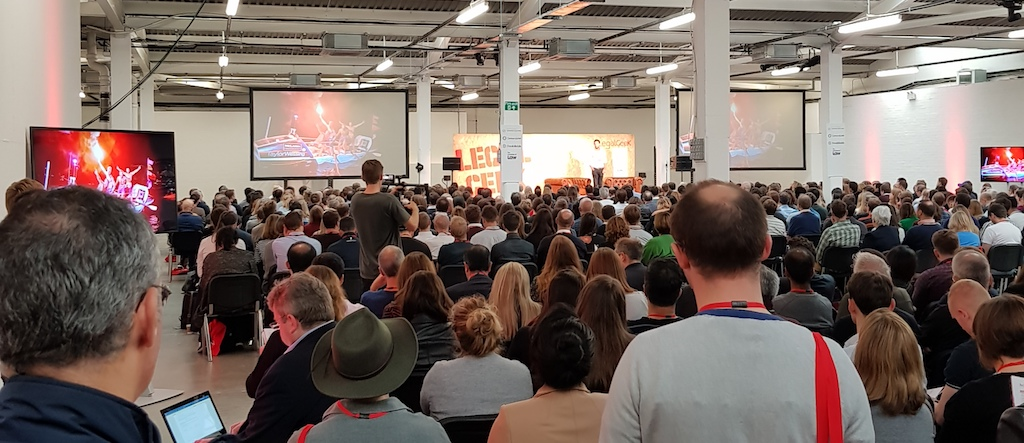 LegalGeek London 2018