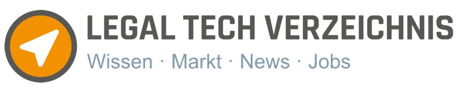 Legal Tech Verzeichnis Logo Presse