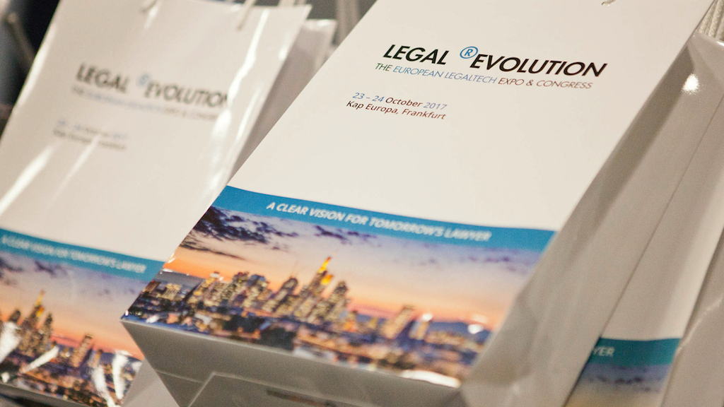 Legal Revolution 2018 Darmstadt