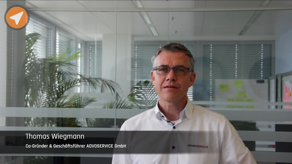 Thomas Wiegmann ADVOSERVICE GmbH Interview