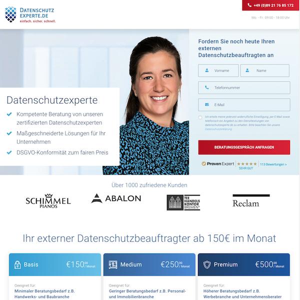 DATENSCHUTZEXPERTE.de