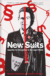 New Suits – Appetite for Disruption in the Legal World