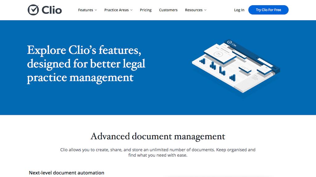 Clio Legal Tech