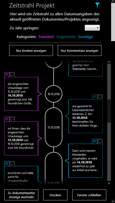 DATEV Juristische Textanalyse 02