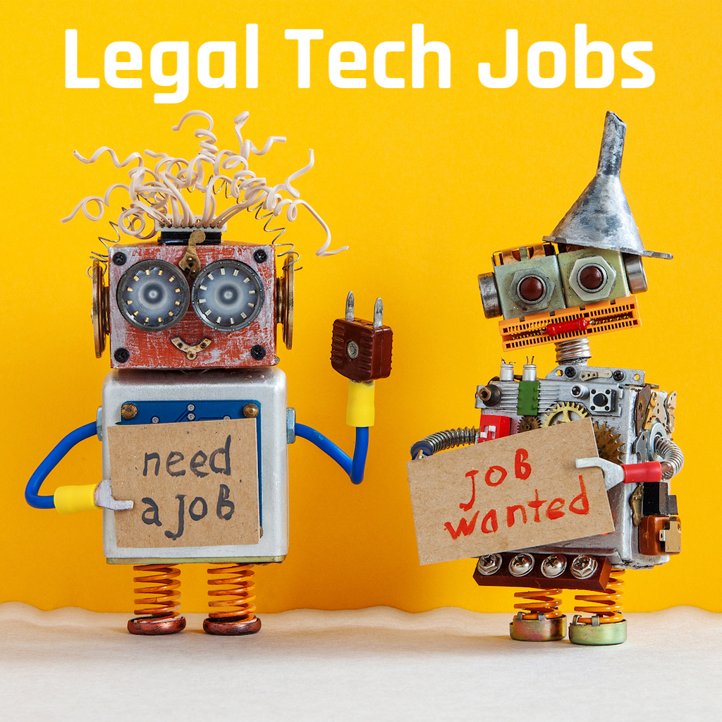 Legal Tech Job Suche