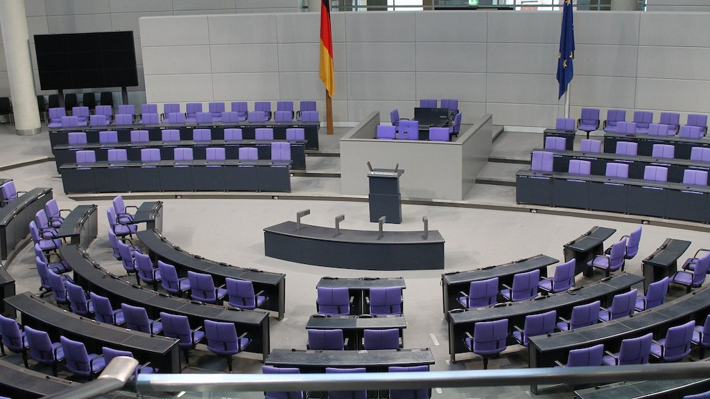 Bundestag Legal Tech