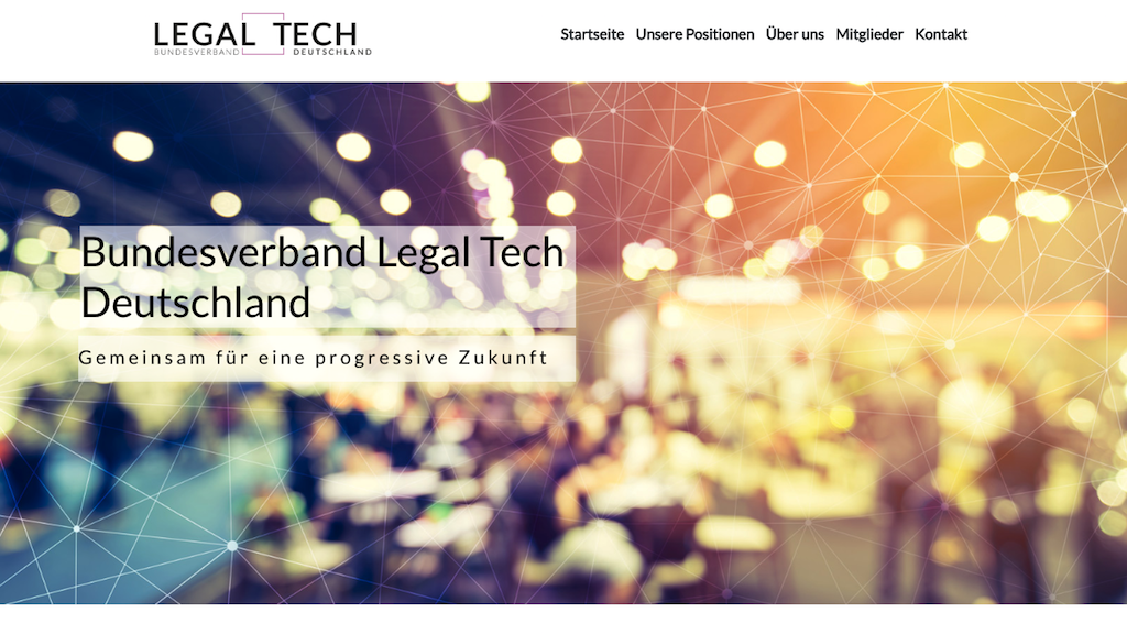 Bundesverband Legal Tech Deutschland