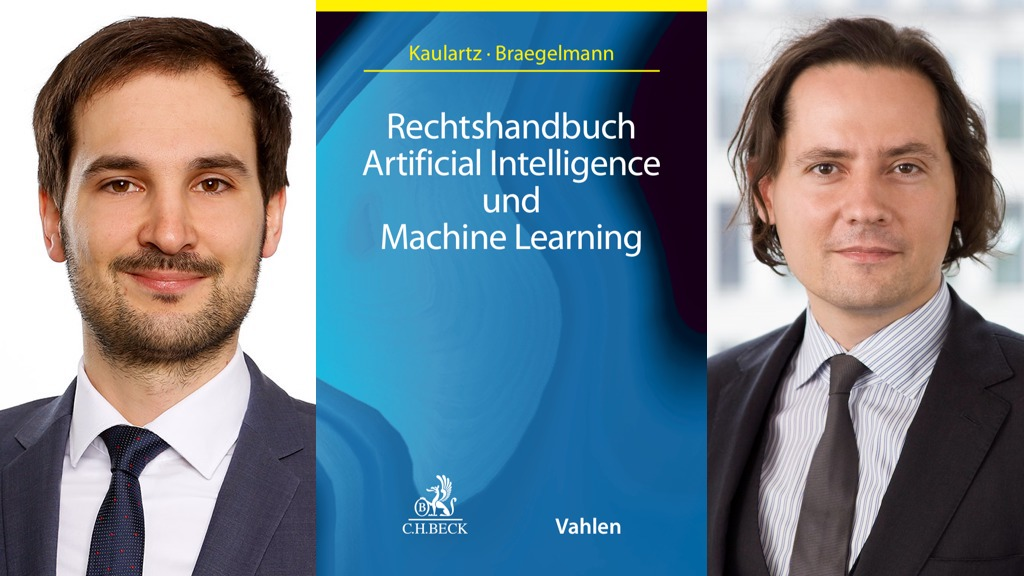 Rechtshandbuch Artificial Intelligence und Machine Learning