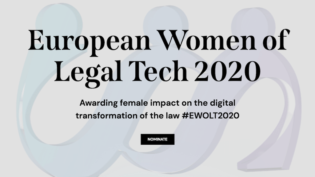 European Women of Legal Tech