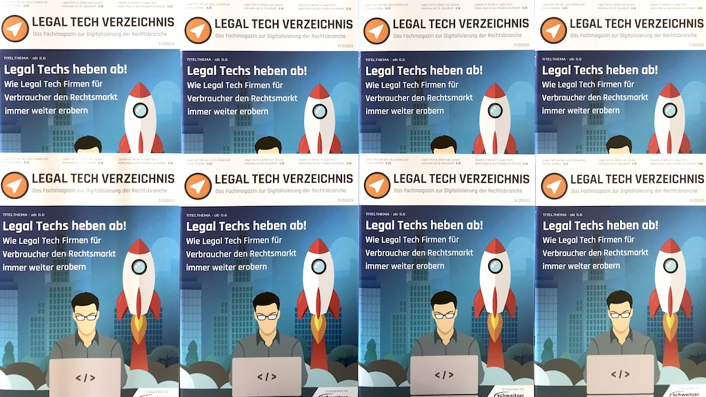 Legal Tech Fachmagazin