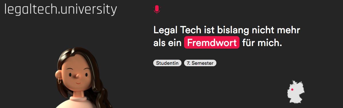 Legal Tech University