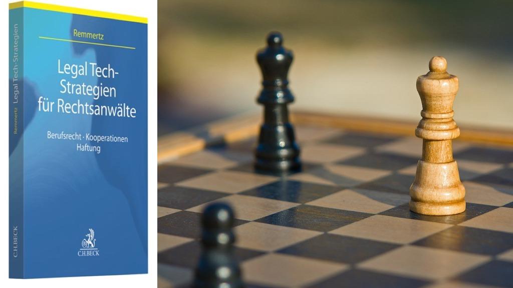 Legal Tech Strategien Buch