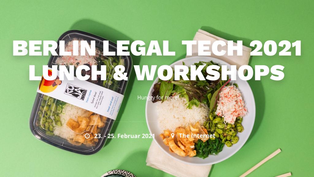 Berlin Legal Tech 2021