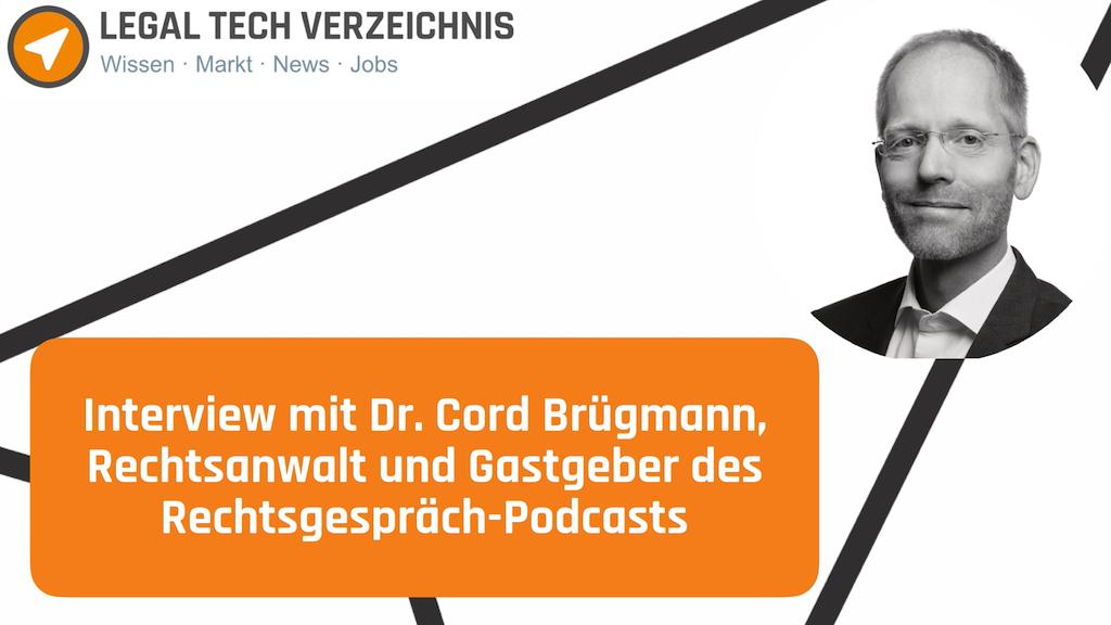Interview mit Dr. Cord Brügmann zum Thema Reallabore